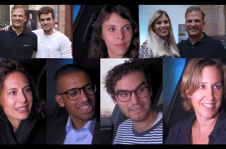 """Bei der """"Gen*ZEO"""" Award-Verleihung sprechen junge Top-Talente im ChangeRider über Entrepreneurship, Kultur und Wandel."""