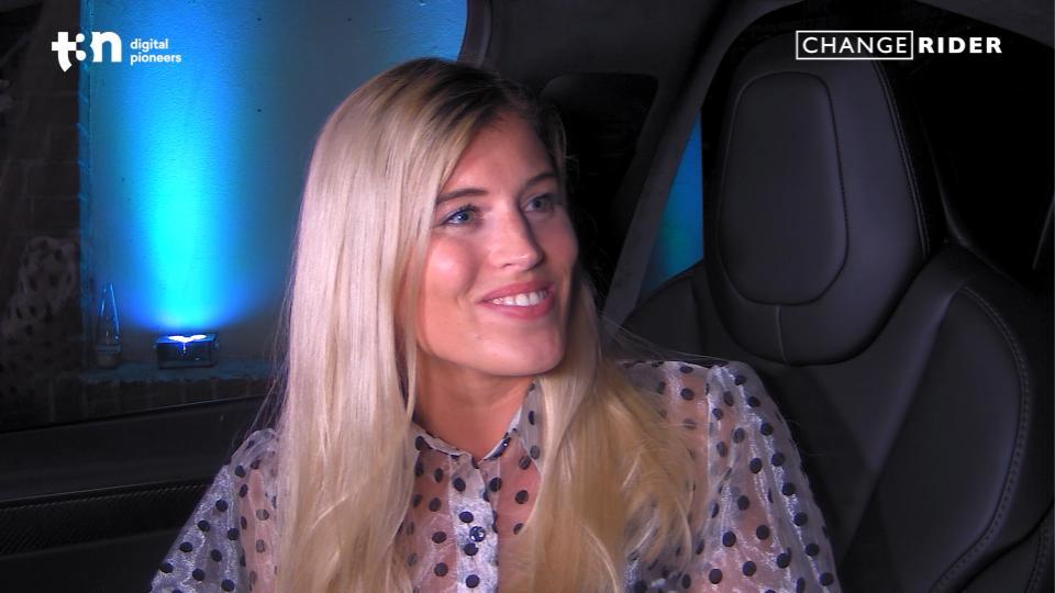 LinkedIn-Influencerin Céline Flores Willers