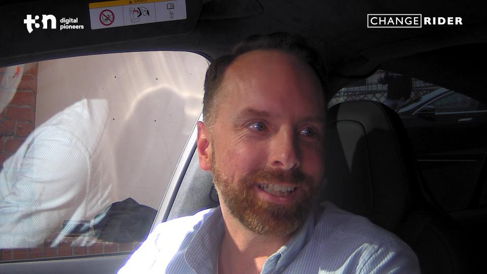 StartUp-Experte Dominik Gross