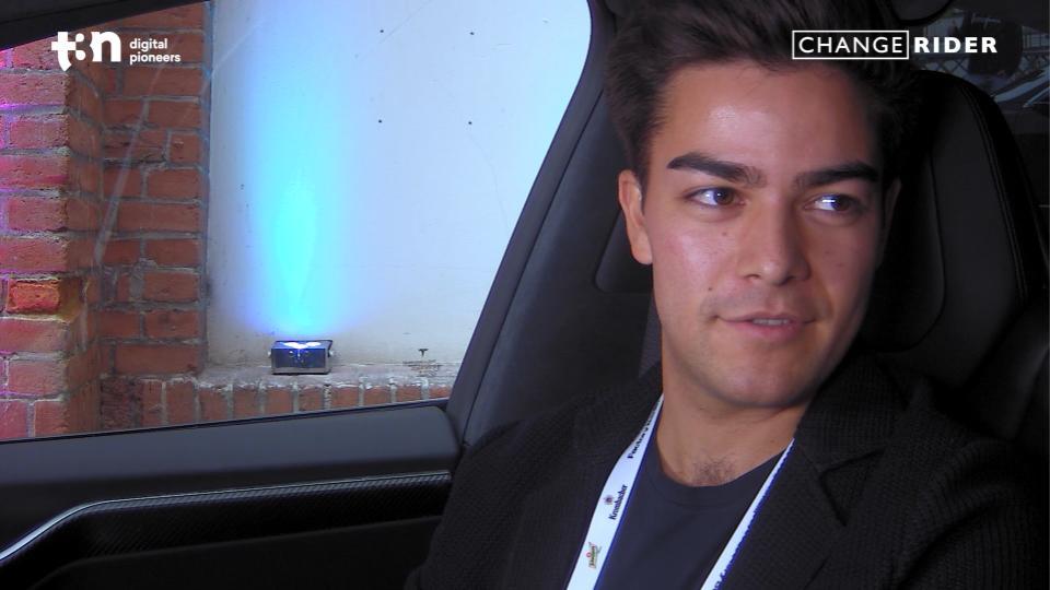 Gründer-Talent Fabian Sinn
