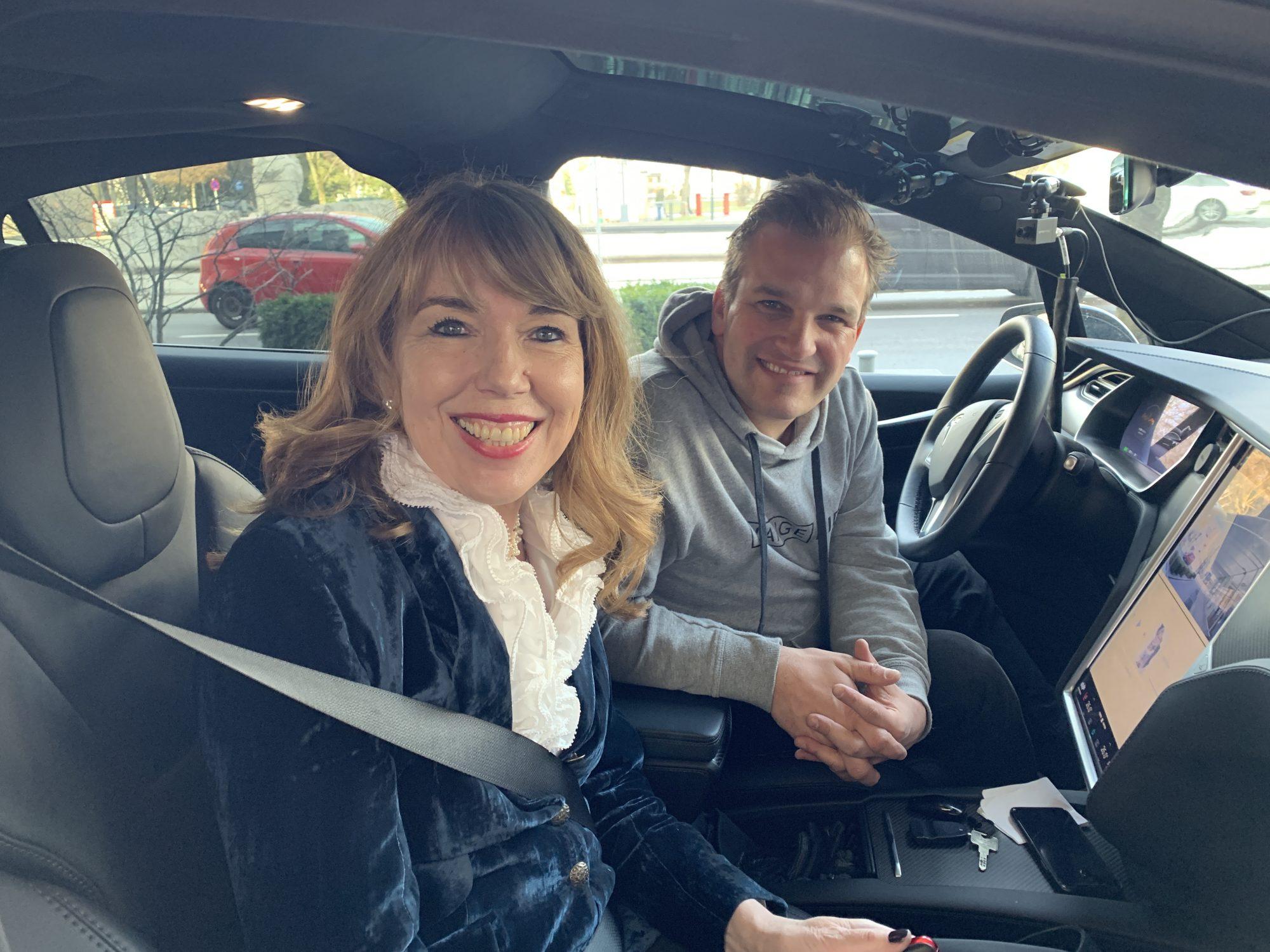 Unternehmerin Eveline Pupeter-Fellner