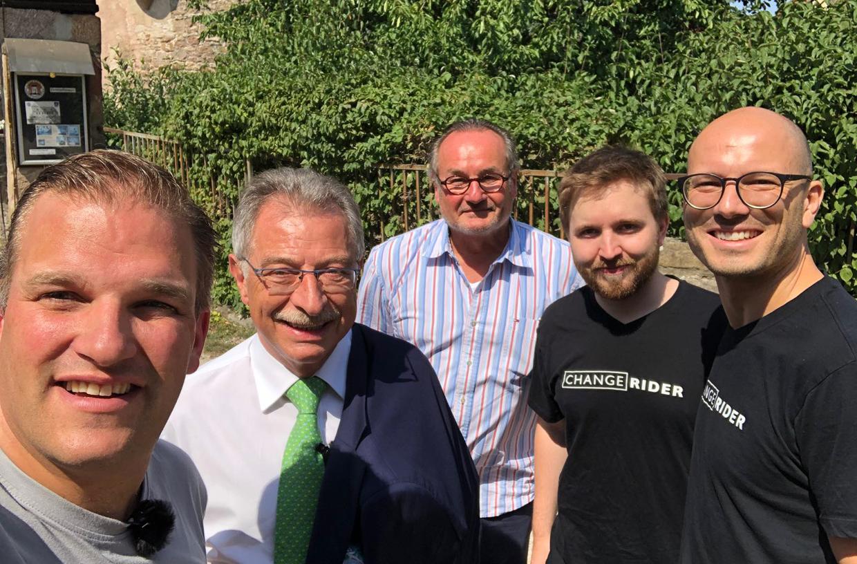 BDI-Präsident Dieter Kempf über die Saturiertheit unserer Gesellschaft, Startups und E-Mobilität