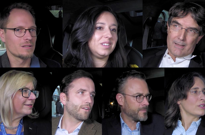 Beim zweiten Special vom SZ Wirtschaftsgipfel 2018 sprechen u.a. ein Pokerspieler, zwei CEOs und ein Gründer über die Wirtschaft in Europa, Mut und Unternehmertum
