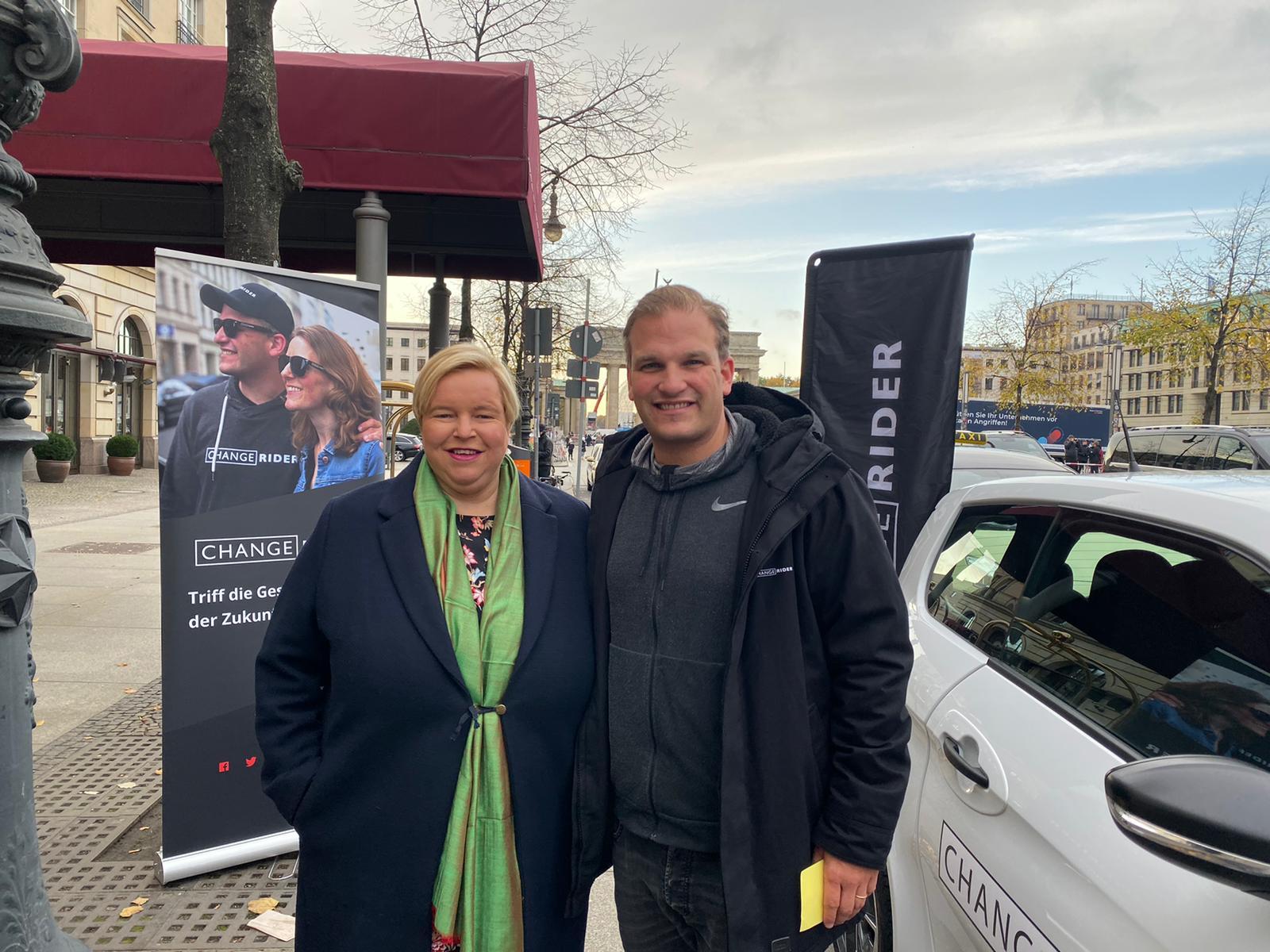 StartUp-Beobachterin Ulrike Hinrichs