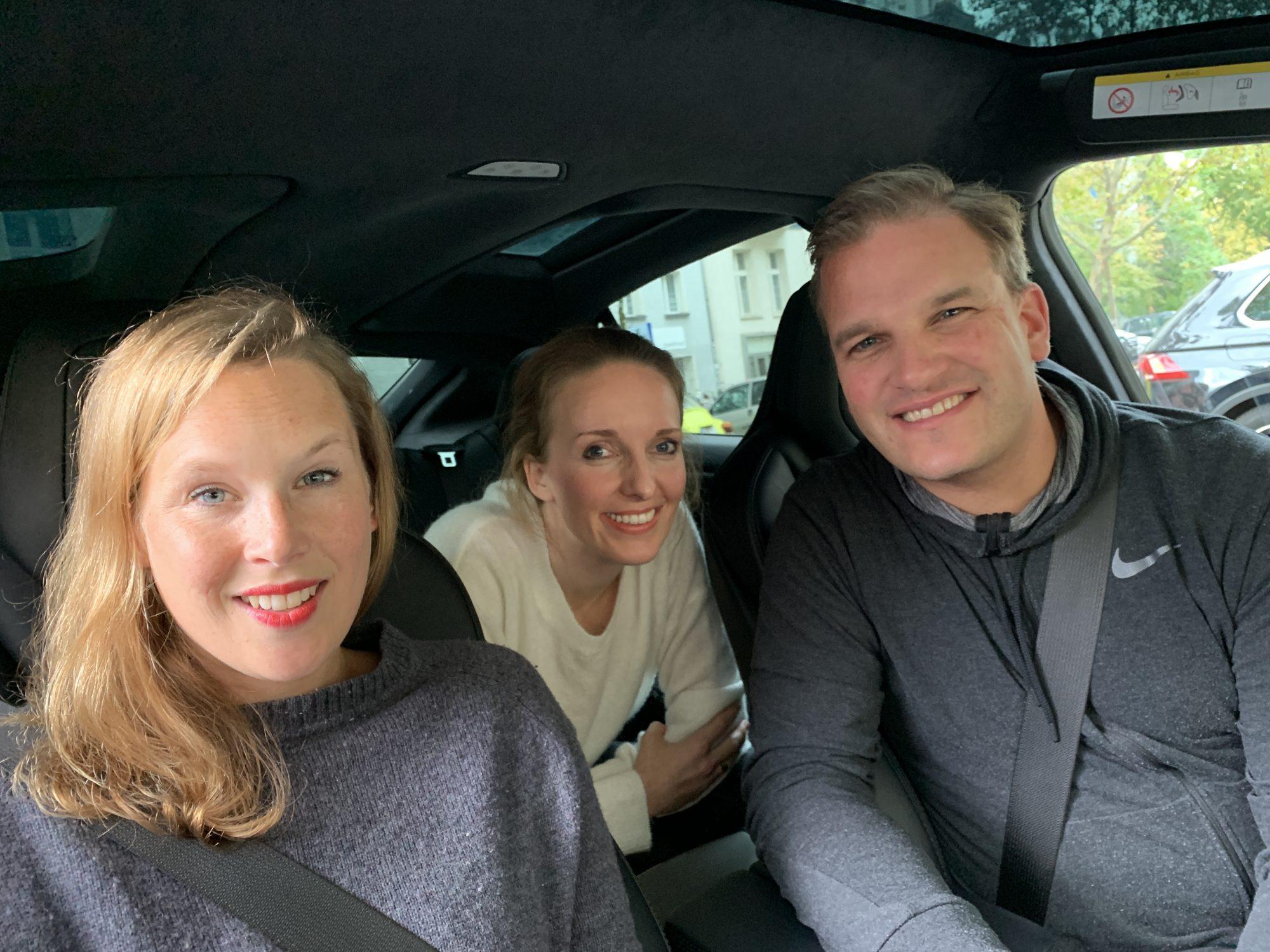 New Work-Ambassadors Anna Kaiser & Jana Tepe