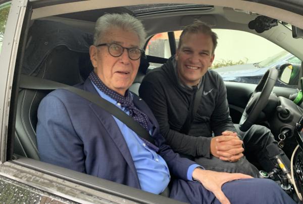 Manager Heinz Dürr über Energieeffizienz & die Deutsche Bahn