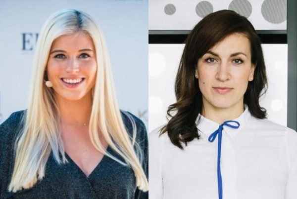 Magdalena Rogl und Céline Willers über Female Empowerment